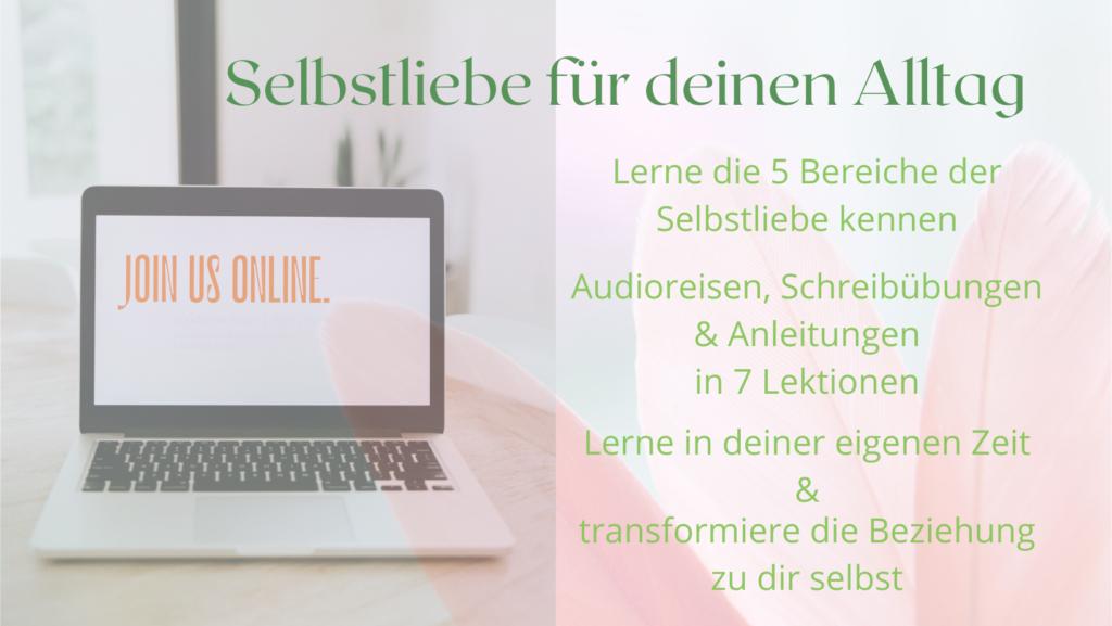 Selbstliebe Online Kurs