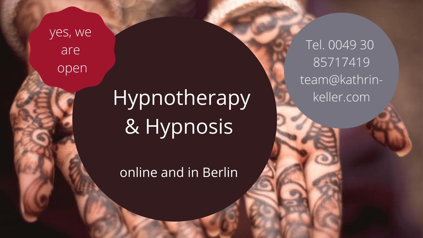 hypnosis hypnotherapy berlin