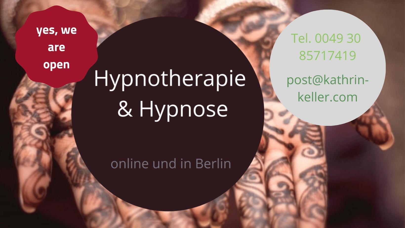 Hypnose Kontakt Berlin